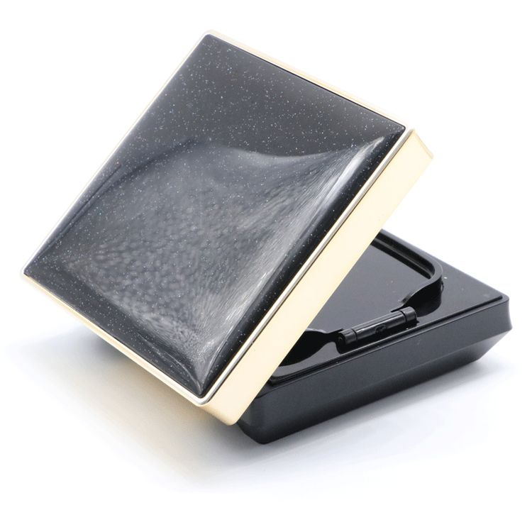 Newest Reasonable Price square shape powder compact case
