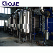 Factory supply stainless steel falling film evaporator for chemical industry