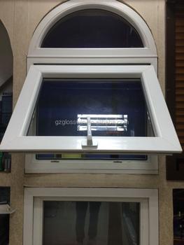 Upvc Kleine Fenster Markise Innen Offenen Flügelfenster In Guangzhou Fabrik