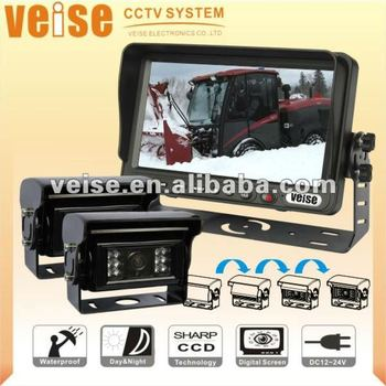 Obserview Backup Camera Systems with auto shutter camera, View Backup on