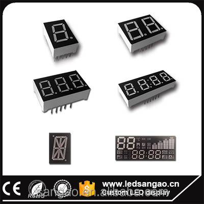 digital number led display board/Customized LED Display/high quality
