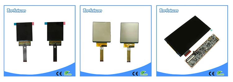 Factory manufactring 3.5 lcd touch screen module 320*240 lcd panel with RTP for on-board car display