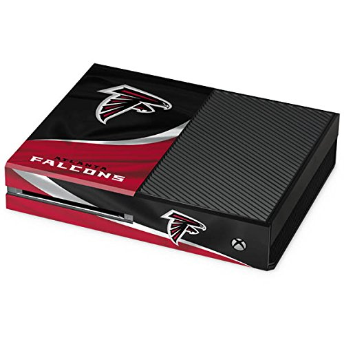 NFL Atlanta Falcons Xbox One Console Skin - Atlanta Falcons Vinyl Decal Skin For Your Xbox One Console