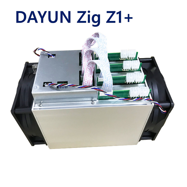 The World First 28nm Lyra2REv2 ASIC Miner DAYUN Zig Z1+ 176 5W/GH  Efficiency&7 25GH/s Available Now, View DAYUN ZIG Z1+ ASIC MINER, Bitmain  Antminer
