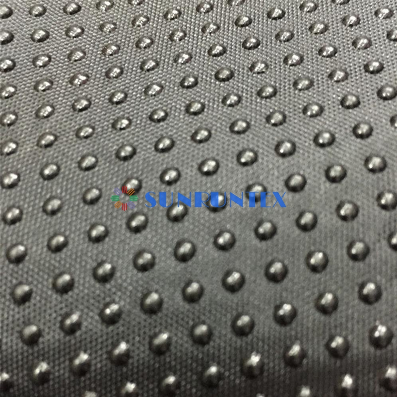 Polyester Anti Slip Fabric Non