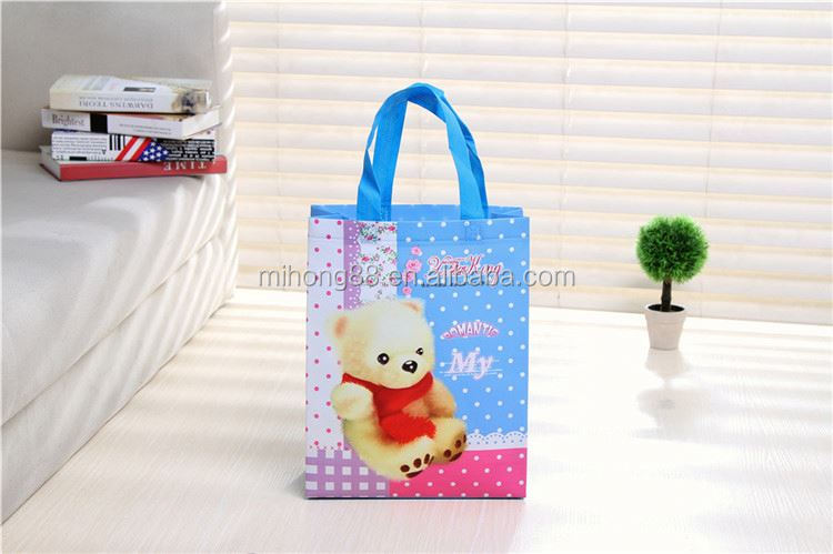 Wholesale prices different types cheap blank non woven bags on sale