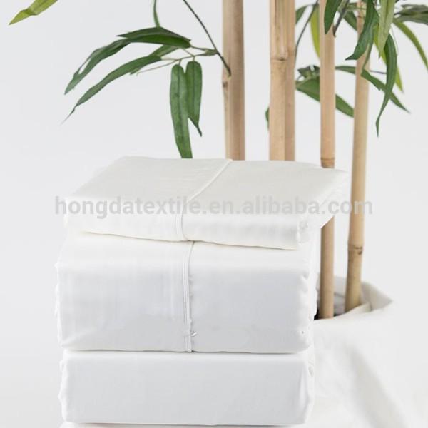 Weich Und Seidig 100 Organischen Bambus Bettlaken Bambus Plansatz