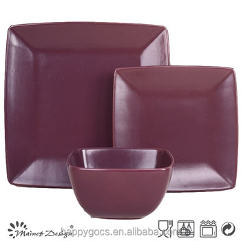 glazed square dinnerware set ceramic dinnerware set unique shape dinner set  sc 1 st  Changsha Happy Go Products Developing Co. Ltd. - Alibaba & glazed square dinnerware set ceramic dinnerware set unique shape ...