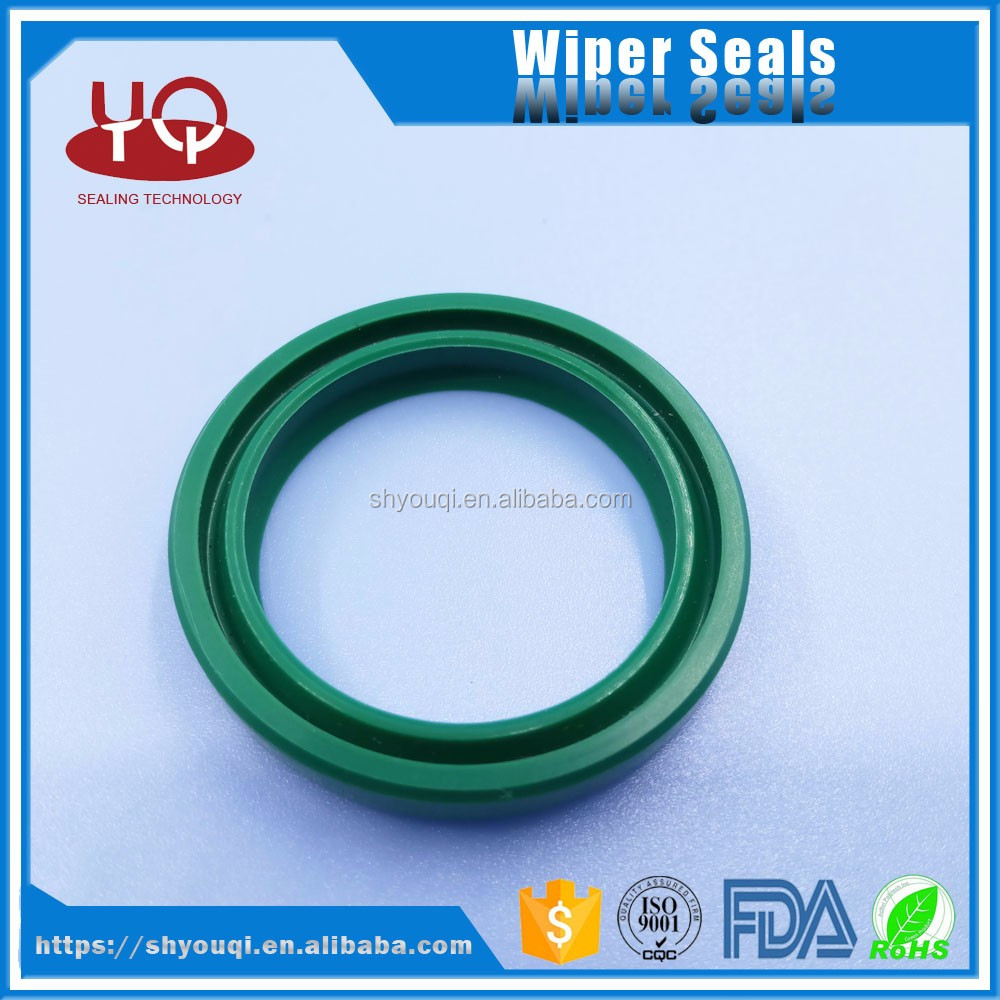 Polyurethane reciprocating wiper seal DKB DKBI DLI DKI VAY DH/DHS dust seal
