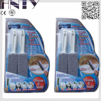 Toilet Ring Remover Tub Cleaning Pumice With Handle Stone