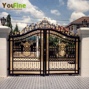 modern house gate designs modern house gate designs suppliers and rh alibaba com modern house gate color modern house gates in kerala