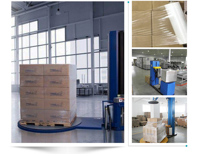 Professional stretch film factory with more than 10 years' manufacturing experience