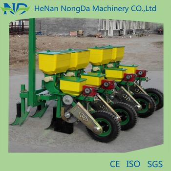 One Row Walking Tractor Corn Seeder Planter Buy One Row Walking