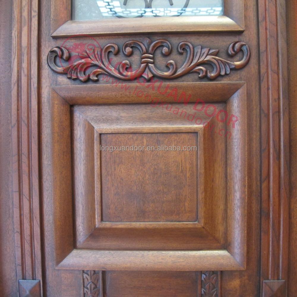 Dise o de la puerta de entrada principal de madera mejor talla de madera dise o de la puerta for Diseno de puertas de entrada de madera