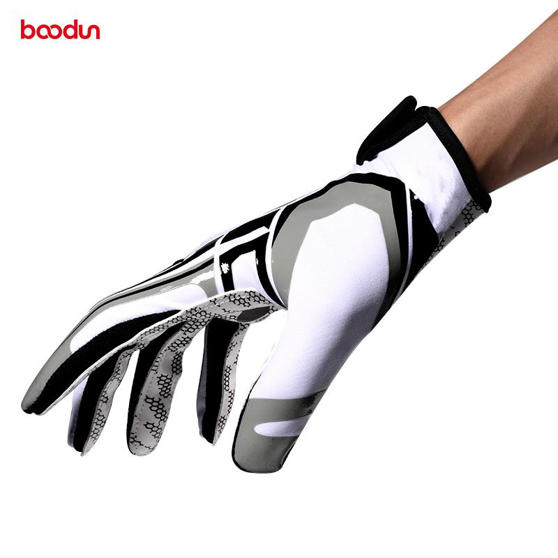 wholesale custom you design baseball silicone printing batting gloves for women make custom football gloves