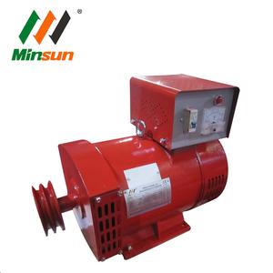 220v ac dynamo 2kw ST-2 brush alternator