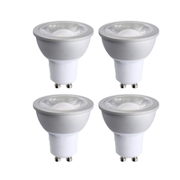 ETL high quality alum dimmable 7W gu10 led bulb in 2700K in stock