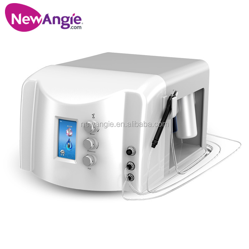 Good professional aqua water diamond microdermabrasion machine 5 in 1