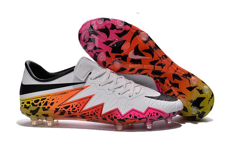 Nero Scarpe Fg Hypervenom Njr Da Rosso Bianco 820113 061 Uomo Calcio Nike vY6qvU