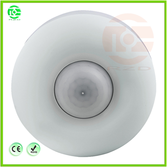 Indoor ceiling type human infrared sensor switch load for all lamps