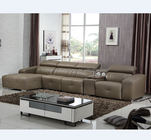 S142 Latest corner sofa set designs living room furniture from china with prices