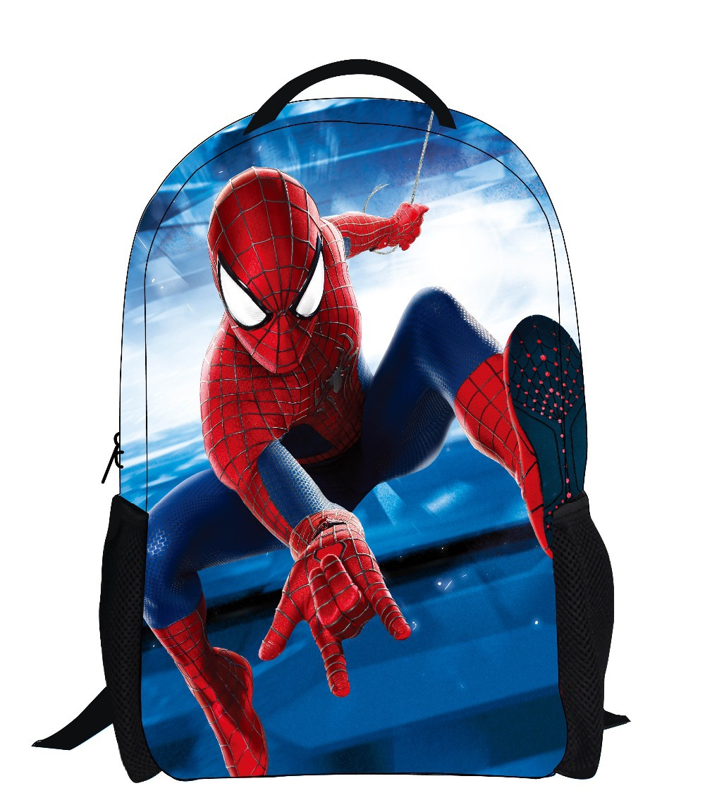 da2783e0db Buy Hot Sale SPIDER MAN Children  39 s Cartoon SPIDER MAN School Bags  Student Trolley Backpack Bag For Boys Kids Backpacks Schoolbag in Cheap  Price on ...