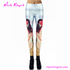 In Stock Items Wholesale Cheap Blood Circulation Sexy Tight Legging