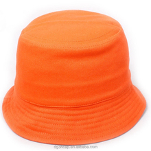 OEM custom bucket hat,100% Nylon wide brim plain bucket hat wholesale