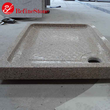 custom stone granite big shower tray