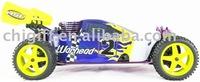 HSP WARHEAD 2 SPEED 1/10 RACE CAR RC NITRO BUGGY