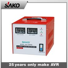 Plastic automatic voltage regulator 500kva