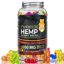 <span class=keywords><strong>Cânhamo</strong></span> Natural <span class=keywords><strong>Gummies</strong></span> 1000 MG de Extracto de <span class=keywords><strong>Cânhamo</strong></span> Fruity Gummy Bear com Espectro Completo