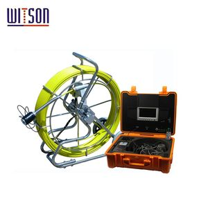 WITSON pipe and wall inspection system with 60M cable W3-CMP3288-60