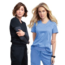 Fabbrica medico scrubs commercio all'ingrosso di new stile <span class=keywords><strong>infermiera</strong></span> <span class=keywords><strong>ospedale</strong></span> <span class=keywords><strong>uniforme</strong></span> disegni