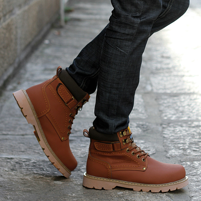 Fall Mens Boots - Yu Boots