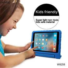 "For iPad Pro 10.5 Case, Light Weight Handle Kids Case for New iPad 10.5"" 2017"