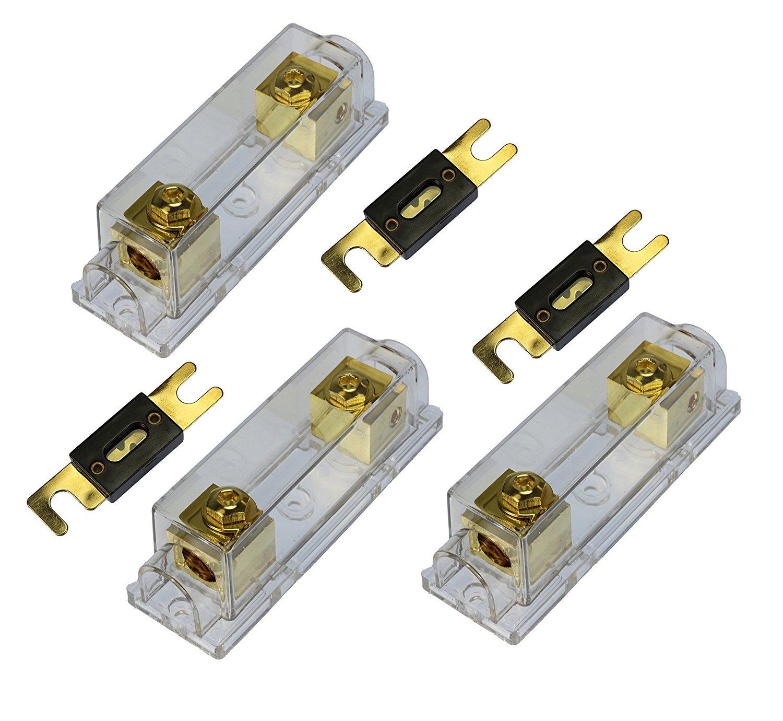 1//4 X 7//8 15 Amp Bussmann BP//AGW-15-RP AGW Automotive Glass Fuse 5 Pack