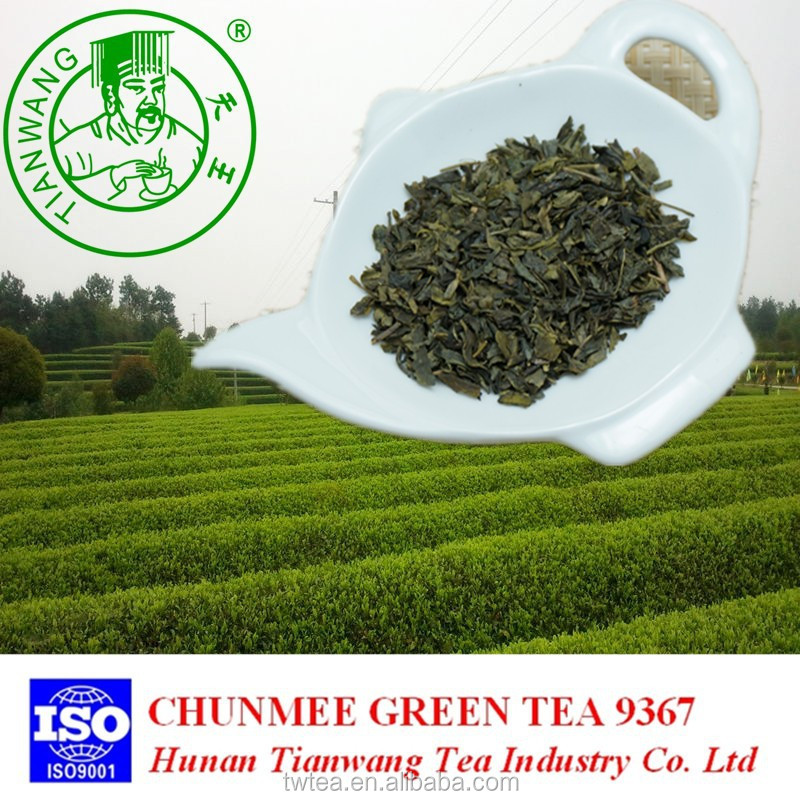 2016 new harvested spring tea chunmee green tea 9367 tea