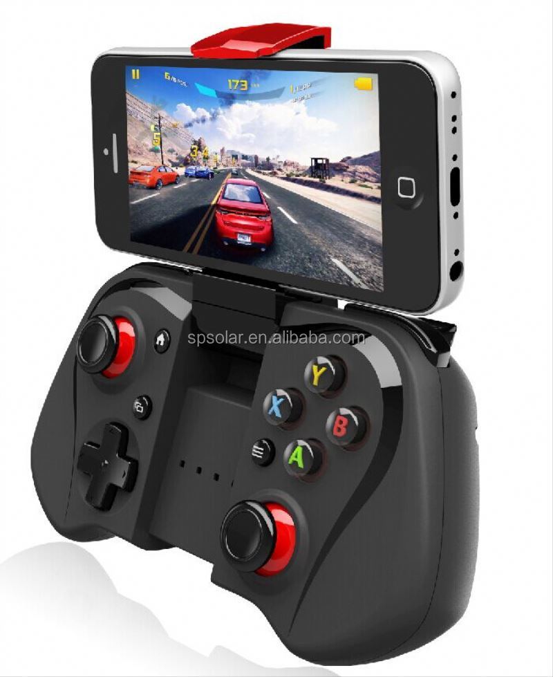 OEM portable 2.4g wireless usb gamepad for pc wholesale