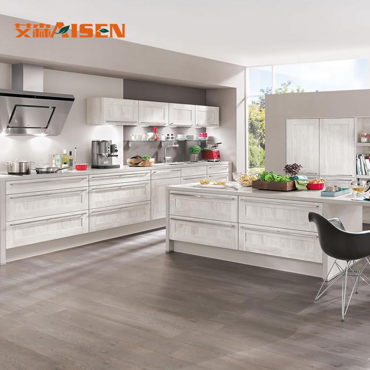 Wohnung Bungalow Modernen Bereit Fertig Aus Kleine Küche ...