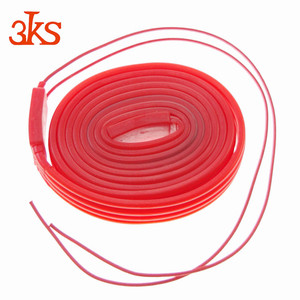 China supplier High efficient battery powered heating pad 12V-480V AC DC Hot sale silicone heater hose