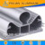 Superior quality anodized v-slot linear rail aluminum extrusion profile of 3D printer /CNC router/ laser cutter