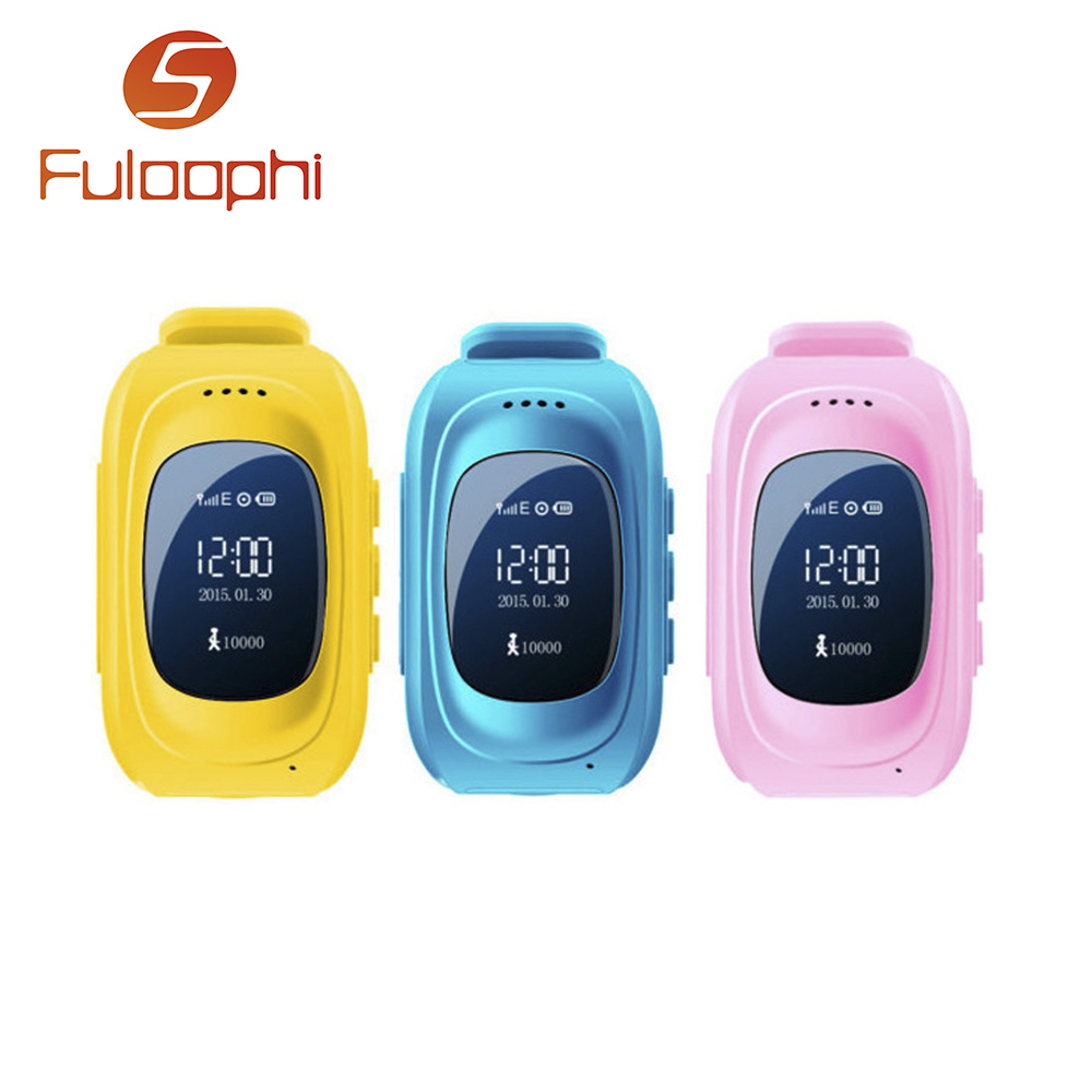 Q60 Children Anti Lost GPS Tracker Smart Watch For Kids SOS Emergency GSM Smart Phone App
