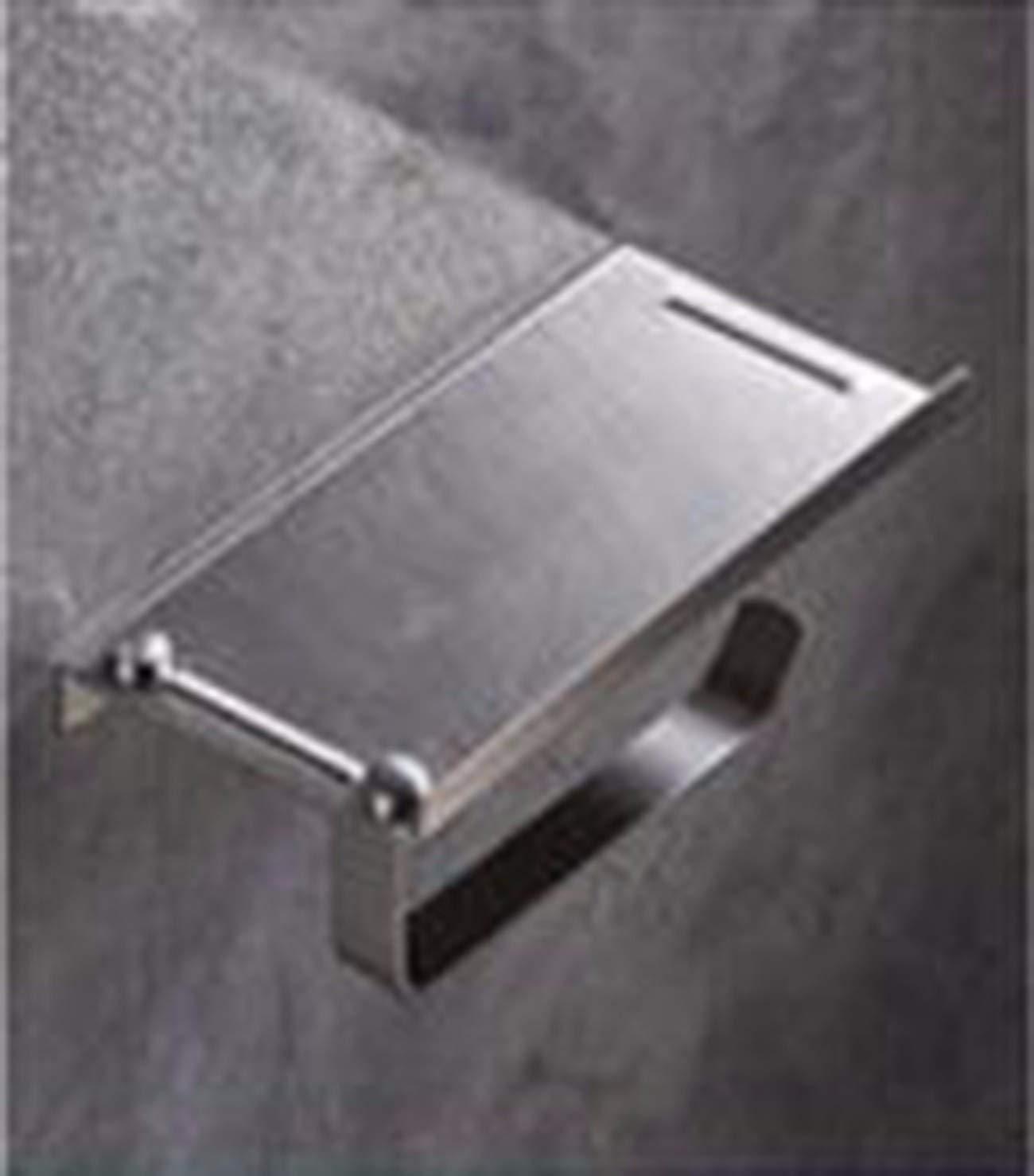 304 Stainless Steel Rack Bathroom Towel Rack Non Perforated Roll Paper Rack Mobile Towel Rack.