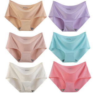 Invisible Underwear Sexy Seamless Hipster Women Panties sexy underwear lady