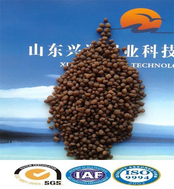 Dap Fertilizer 18-46-0 Brown Granular