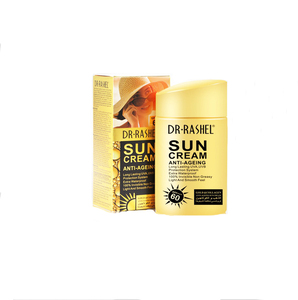 Hot Sale DR Rashel Argan UV Radiation sun protection sunblock whitening cream spf 60 sunscreen