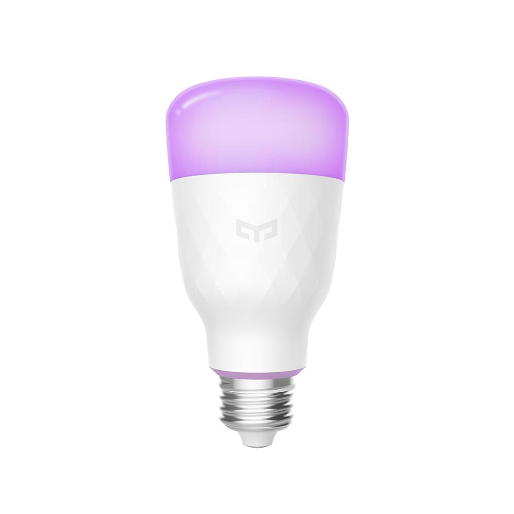 Xiaomi Yeelight AC220V RGBW E27/E26 Smart LED Light <strong>Bulb</strong> Color Version smart <strong>bulb</strong>