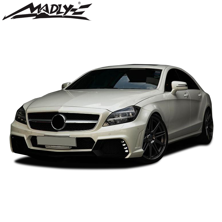 Madly Body kit PP materiaal cls Body kit w218 Stijl WD w218 body kit