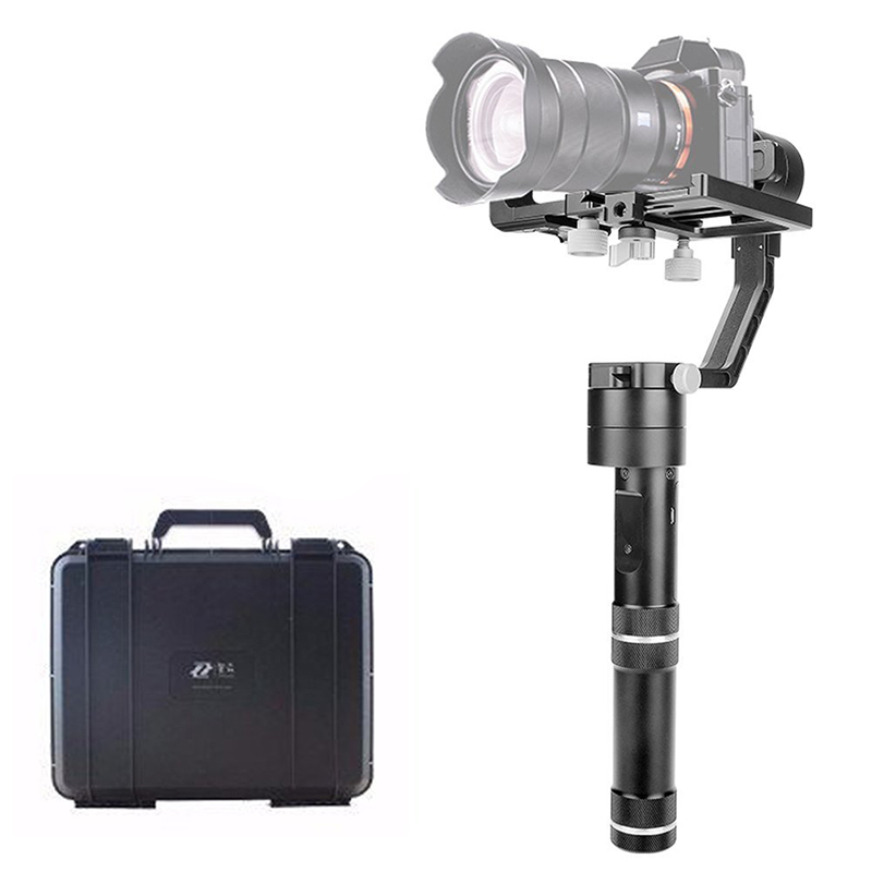 zhiyun crane version 2 v2 3-axis handheld gimbal stabilizer for camera
